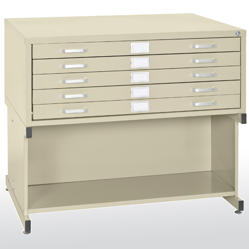 5 Drawer Flat File
